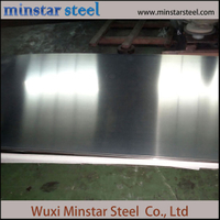 400 Series 6K BA Finish Martensitic Stainless Steel Sheet 430 Gred